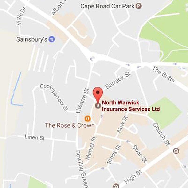 North Warwick location.